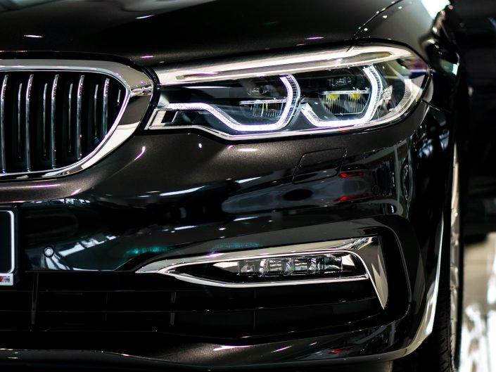 BMW 5-series | Grzegorz Kozłowski fotografia motoryzacyjna Gliwice, Śląsk