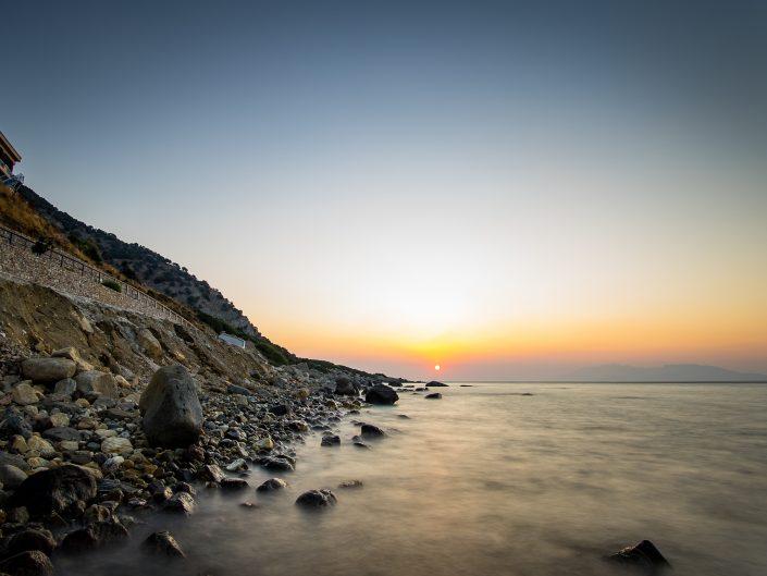 Grecja - Kos - wschód słońca
