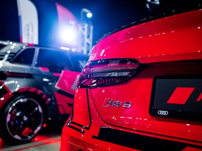 Audi RS5 | Grzegorz Kozłowski fotografia motoryzacyjna Gliwice, Śląsk