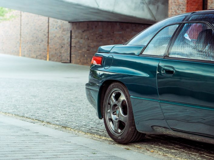 Subaru SVX | Grzegorz Kozłowski zdjęcia samochodów Gliwice, Śląsk